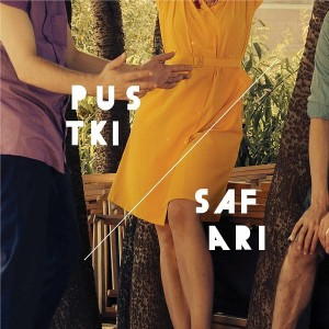 Pustki - Safari - CD